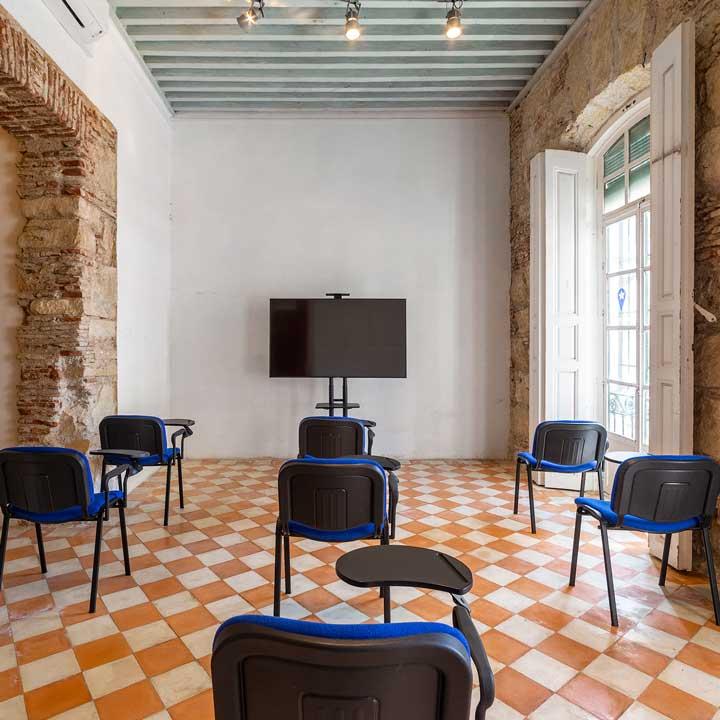 Alquiler Sala de Formacion en Almería