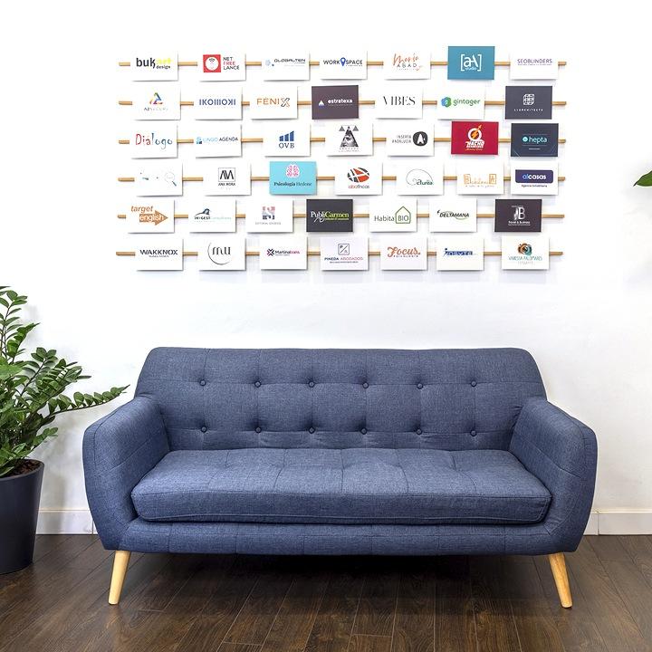 Hall Workspace Coworking Almería
